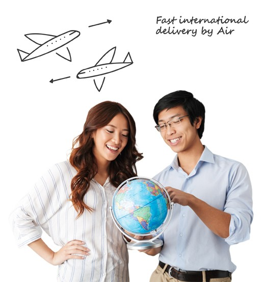 international courier quote